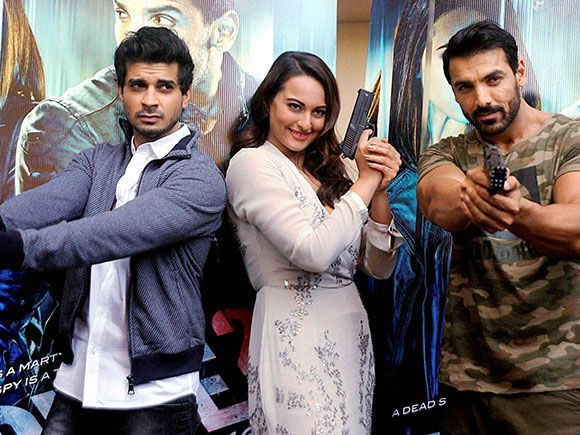 Force 2 First Day Collection and Box Office Earnings report: