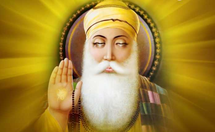 Even kings and emperors with heaps of wealth and vast dominion can't compare with an ant filled with the love of God. - Guru Nanak Jayanti!