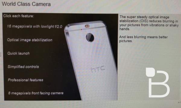 HTC Bolt Price, Specs, Release Date, Features