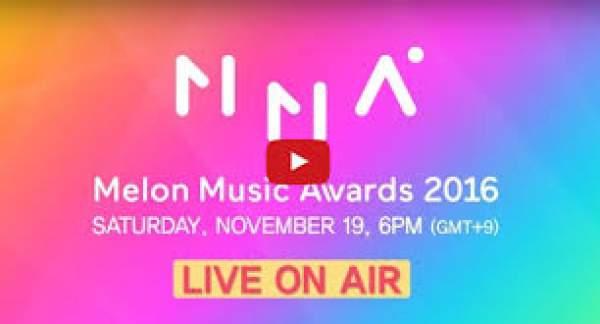 MelOn Music Awards (MMA) 2016 Winners