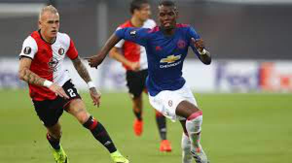 Manchester United vs Feyenoord Live Streaming