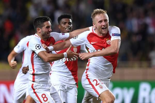 Monaco vs CSKA Moscow Live Score