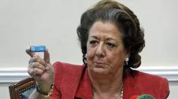 Rita Barbera Nolla Died