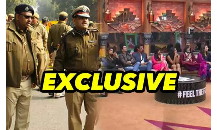 Delhi police reached Bigg Boss house to arrest Swami Om.