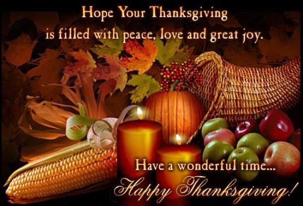 Thanksgiving Day 2018 Messages, Quotes, Wishes, Greetings