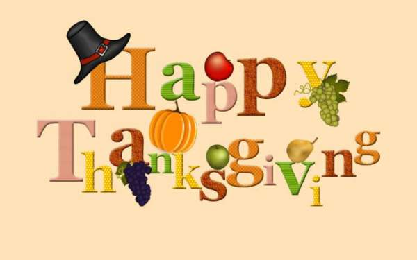 Happy Thanksgiving Day 2018 Messages, Quotes, Wishes, Greetings