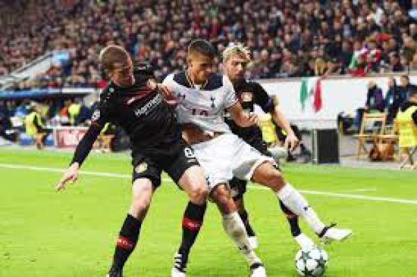 Tottenham vs Bayer Leverkusen Live Score