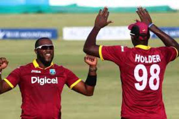 Zimbabwe vs West Indies Live Score