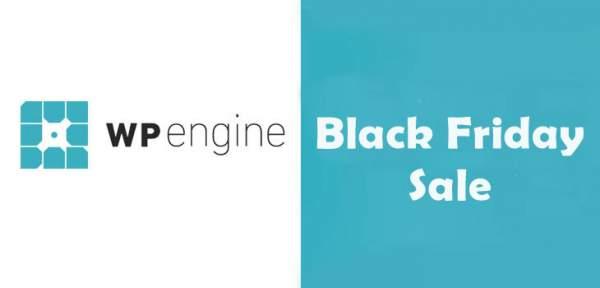 WP Engine Black Friday 2016 Sale