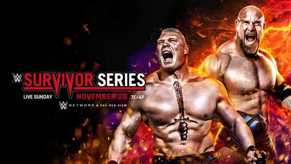 WWE Survivor Series 2016 Results