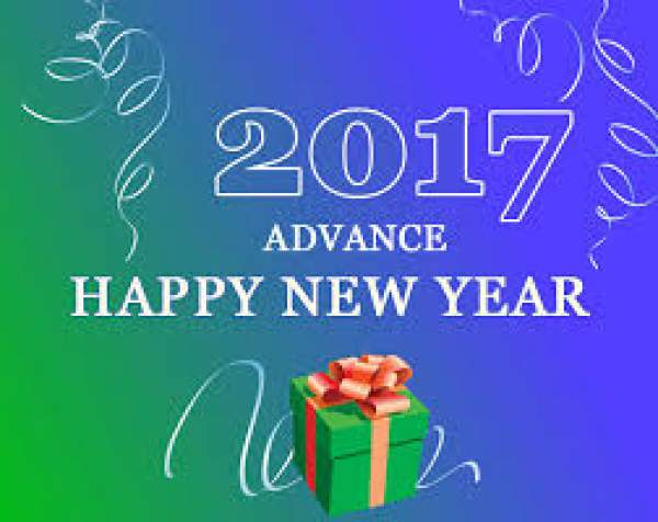 Advance Happy New Year 2017 Images Quotes Belated Wishes ...