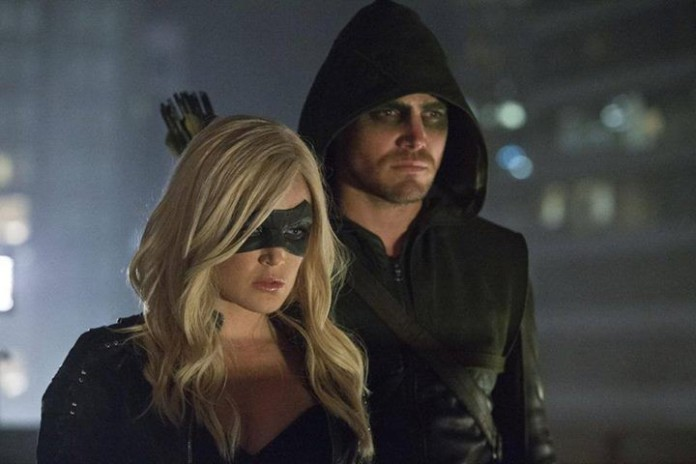'Arrow' Season 5 Episode 16