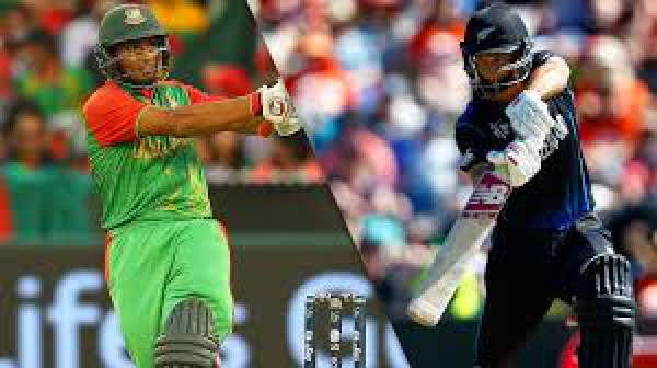 Bangladesh vs New Zealand Live Streaming
