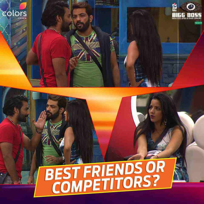 Bigg Boss 10 1st December 2016
