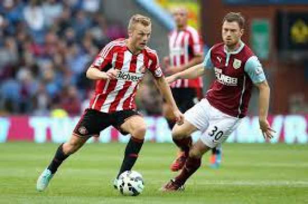 Burnley vs Sunderland football live score