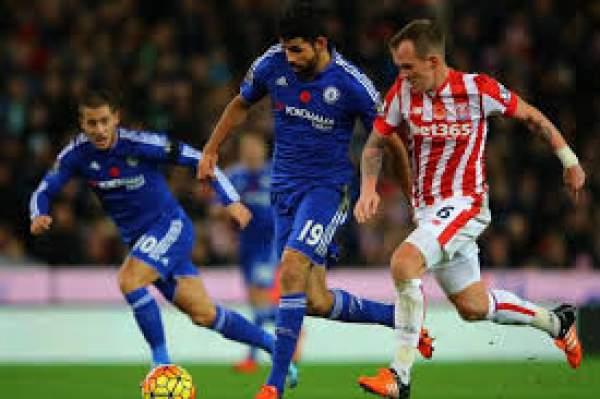 Chelsea vs Stoke City live bpl score