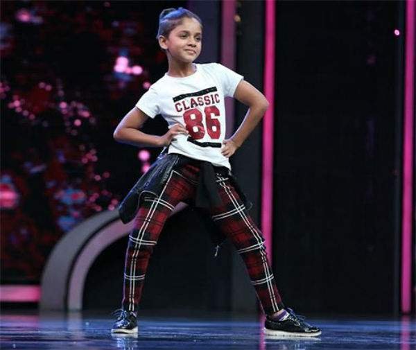 Super Dancer 2016 Winner