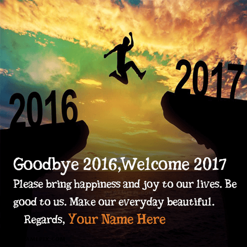 bye bye 2016 hello 2017 wishes quotes images