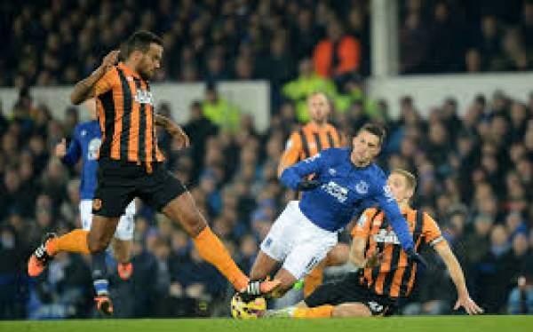 Hull City vs Everton live score