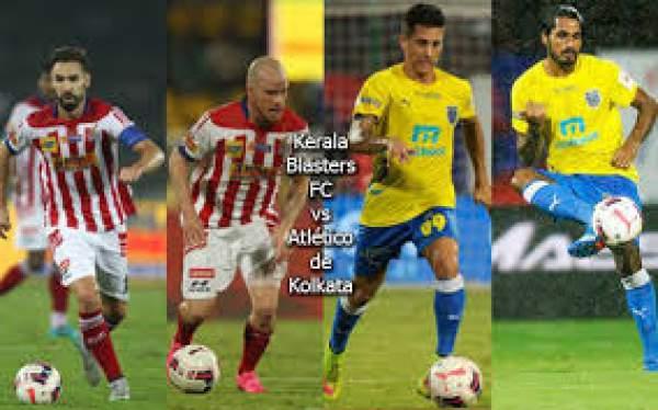 Kerala Blasters vs Atletico de Kolkata live score