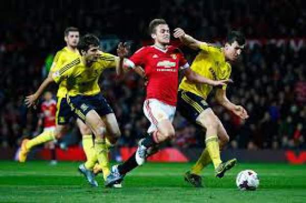 Manchester United vs Middlesbrough live score