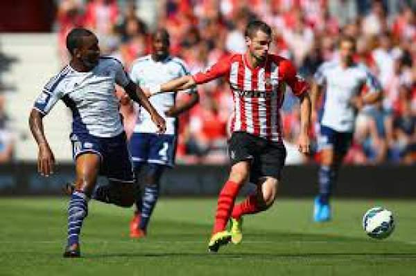 Southampton vs West Brom EPL live score