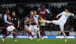 Swansea City vs West Ham United (WHU) Premier League 2016/17