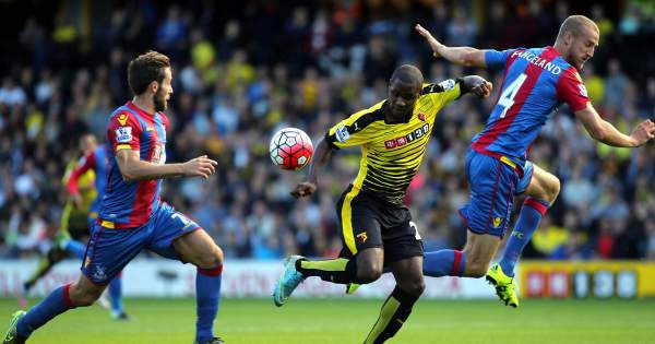 Crystal Palace vs Watford Live Streaming