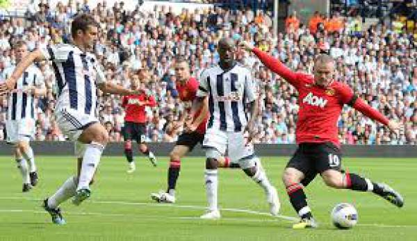 West Brom vs Manchester United Live Streaming