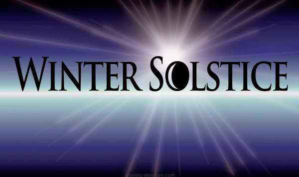 2017 Winter Solstice Quotes Sayings