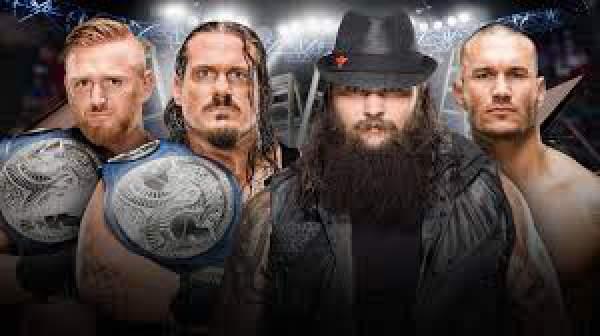 WWE TLC 2016 Results & Winners