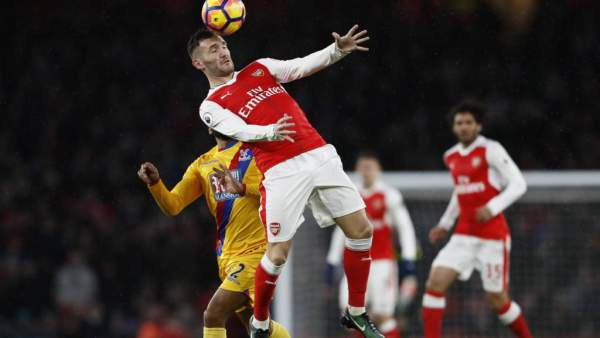 Arsenal vs Crystal Palace live score