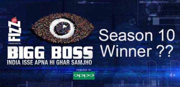 Bigg Boss 10 Winner 2016 Name