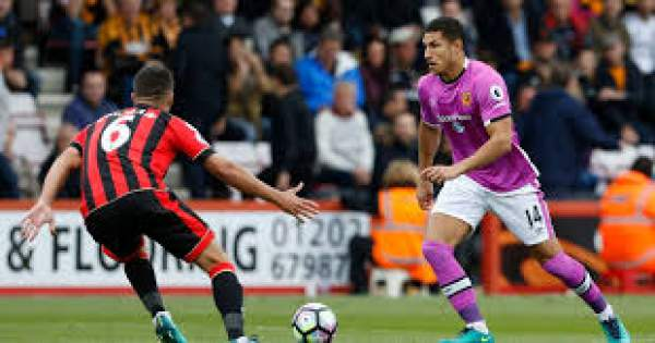 Hull City vs Bournemouth live score