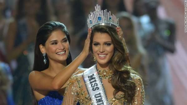 Miss Universe 2017 Winner