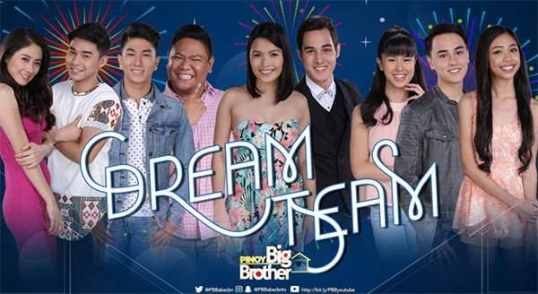 Pinoy Big Brother (PBB) Lucky Season 7 Dream Team