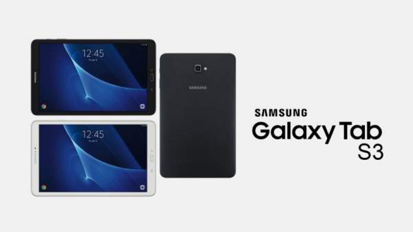 Samsung Galaxy Tab S3 Release Date, Price, Specifications, Features, News & Updates