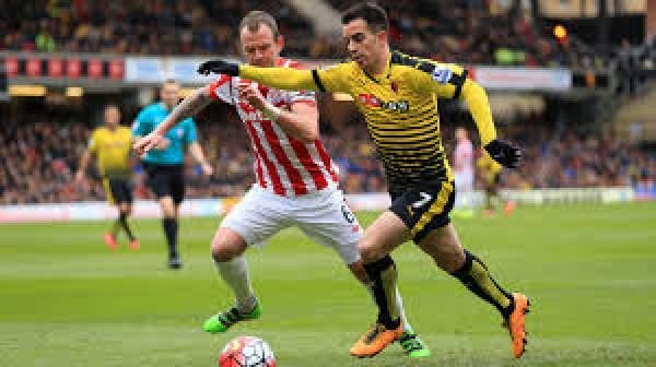 Stoke City vs Watford live score