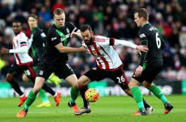 Sunderland vs Stoke City live score