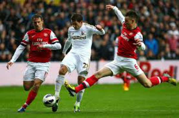 Swansea City vs Arsenal live score