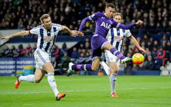 Tottenham vs West Brom
