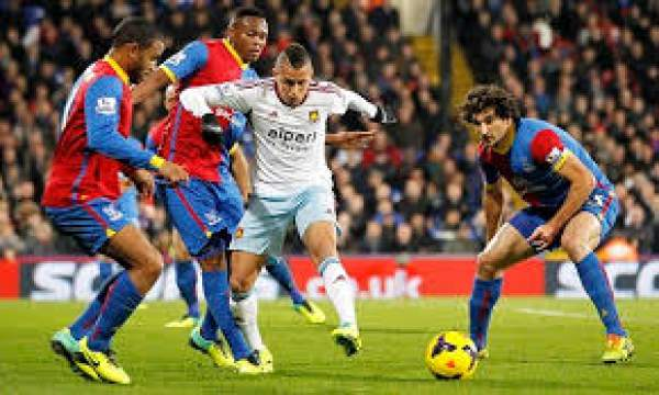 West Ham vs Crystal Palace