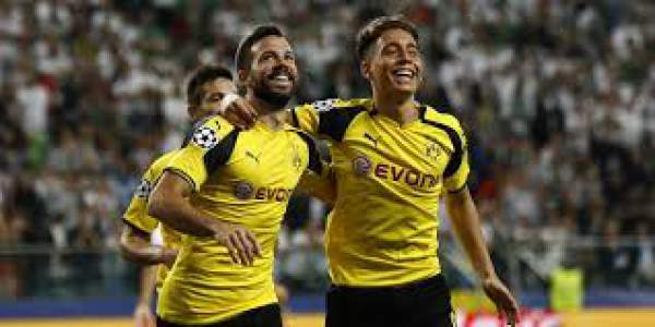 Benfica vs Borussia Dortmund Live Streaming