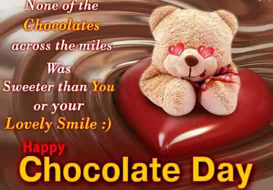 happy chocolate day images 2018