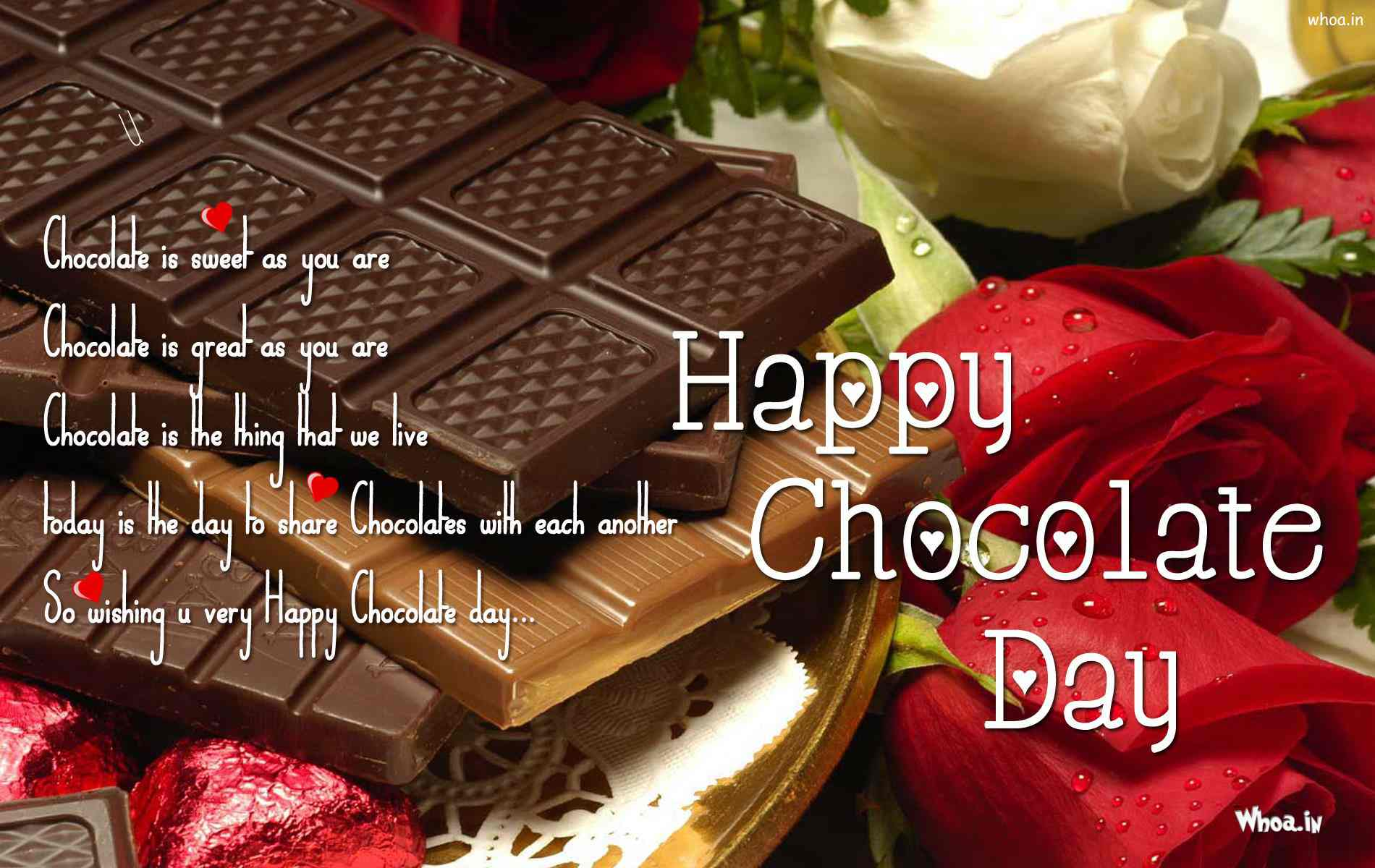 Happy Chocolate Day 2017 Images, Pictures and Graphics for ...
