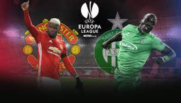 Manchester United vs St Etienne Live Streaming