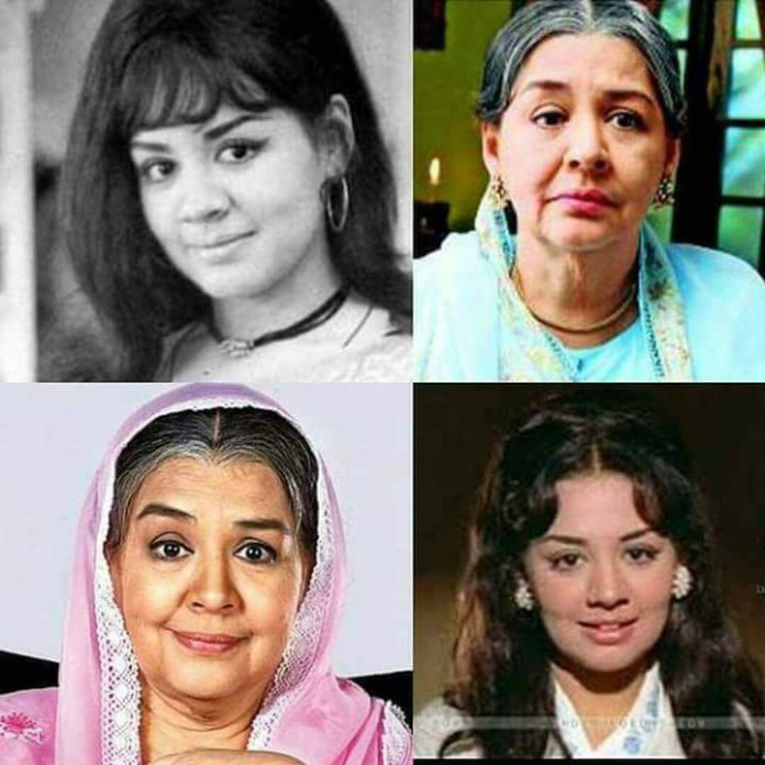 Farida Jalal is Alive