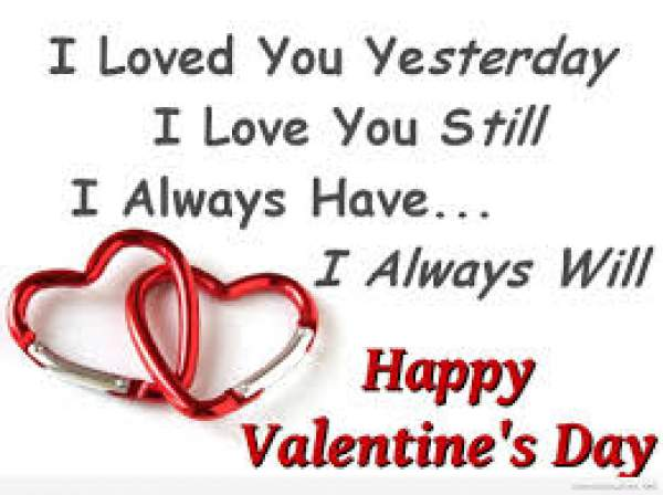 valentines day images with quotes hd - Happy Lovers Valentines Day 2017 with Quotes