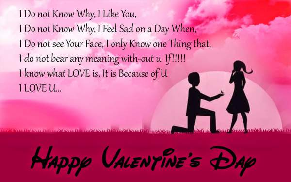 Happy Valentines Day 2019 Images Quotes, HD Wallpapers, Pictures, Photos, Pics, Cards
