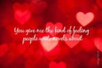 Happy Valentine's Day Images with Quotes: Valentines Day 2017 Wallpapers, Lovers Pictures, Photos, Pics for Him, Friends, Couples